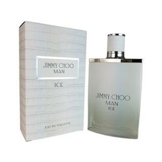 5c78cbab1f41 Shop Jimmy Choo Man Ice Men's 3.3-ounce Eau de Toilette Spray - Free ...