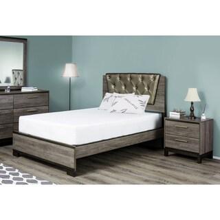 Fortnight Bedding 10-inch Queen-size Latex Foam Mattress