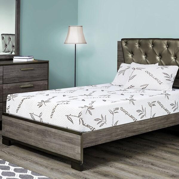 Shop Fortnight Bedding 6 Inch Full Size Gel Memory Foam