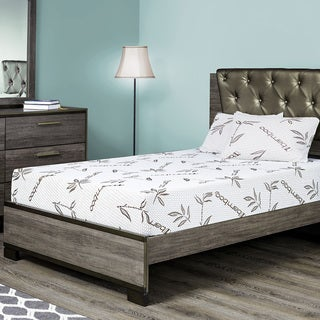 Fortnight Bedding 8-inch Twin XL-size Gel Memory Foam Mattress