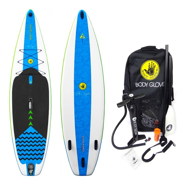 Body Glove Dynamo 10 x 8 Signature Edition Inflatable Standup Paddleboard