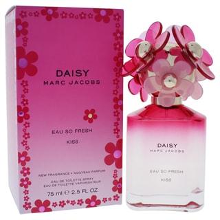 Marc Jacobs Daisy Eau So Fresh Kiss Women's 2.5-ounce Eau de Toilette Spray (Limited Edition)