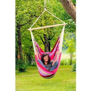 byer brazil cotton hammock chair byer hammocks  u0026 porch swings for less   overstock    rh   overstock