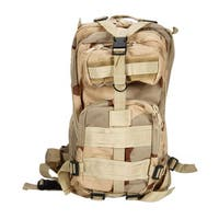 Outdoor Backpack Shoulders Bag 30L Sand Color Camouflage