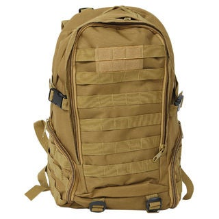 Multi-functional Cycling Hiking Outdoor Tactical Backpack Khaki