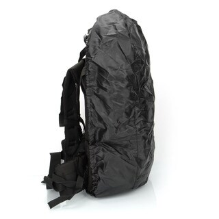 65L Waterproof Outdoor Tactical Backpack Black