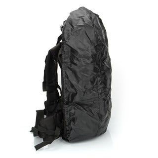 65L Waterproof Outdoor Tactical Backpack Black (Option: Black)