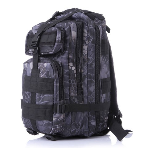 30LOutdoor Tactical Backpack Pythons Grain Black