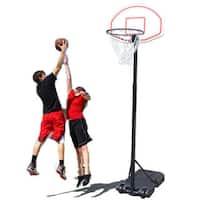 Portable Kid Teenager Indoor Outdoor Basketball Stand - HY-012-B03