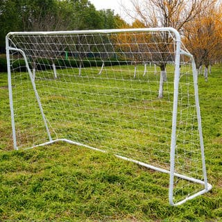 8' x 5' Soccer Goal Training Set with Net Buckles Ground Nail Football Sports|https://ak1.ostkcdn.com/images/products/16490132/P22829649.jpg?impolicy=medium
