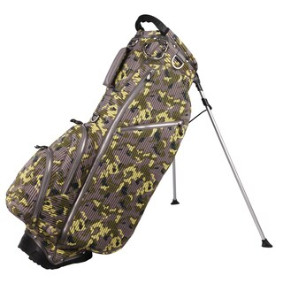 OUUL Camo Nylon 5-way Golf Stand Bag