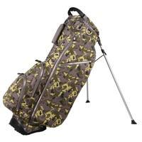 OUUL Camo Nylon 5-way Golf Stand Bag