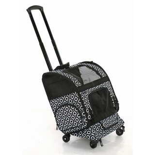 Gen7Pets Large Roller Pet Carrier