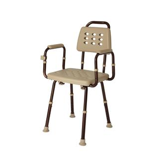 Medline Element Shower Chair with Microban Antimicrobial Treatment