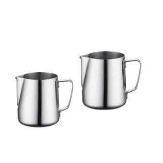 Prime Cook Stainless Steel 2 Piece Creamer Set