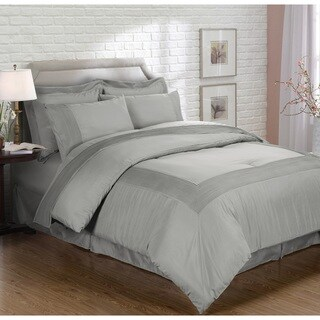 Mason Manor 8 Piece Bed-in-a-Bag with Sheet Set