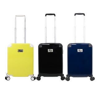 Chariot 20-Inch Lightweight Hardside Spinner Carry-On Upright Suitcase