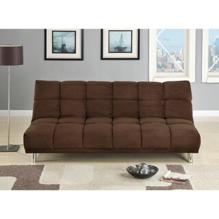 Carlos Microfiber Adjustable Sleeper Sofa