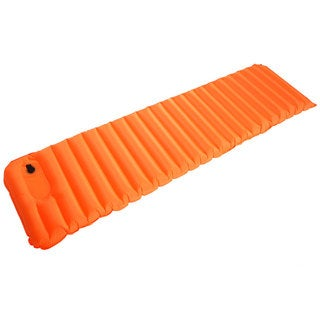 Ultra Light TPU Press Inflatable Camp Sleeping Pad Mat