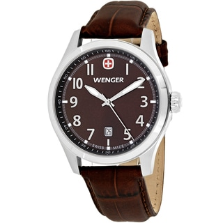 Wenger Men's 01.0541.119 Terragraph Watches