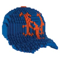 New York Mets MLB 3D BRXLZ Mini Cap