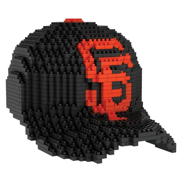 San Francisco Giants MLB 3D BRXLZ Mini Cap