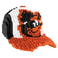 Baltimore Orioles MLB 3D BRXLZ Mini Cap