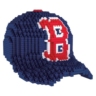 Boston Red Sox MLB 3D BRXLZ Mini Cap