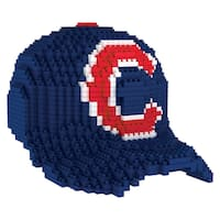 Chicago Cubs MLB 3D BRXLZ Mini Cap