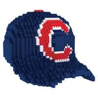 Chicago Cubs MLB 3D BRXLZ Mini Cap - Chicago Cubs
