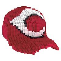 Cincinnati Reds MLB 3D BRXLZ Mini Cap