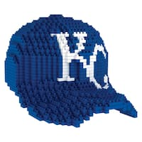 Kansas City Royals MLB 3D BRXLZ Mini Cap