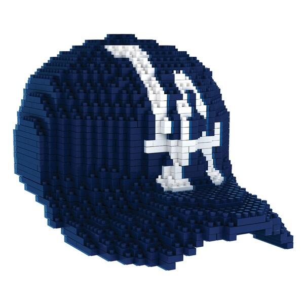 Los Angeles Dodgers MLB 3D BRXLZ Mini Cap