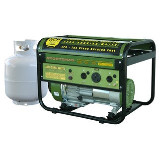 Sportsman Propane 4000 Watt Generator - CARB Approved