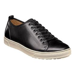 Men's Florsheim Forward Lo Lace Up Black/White Nubuck/Leather