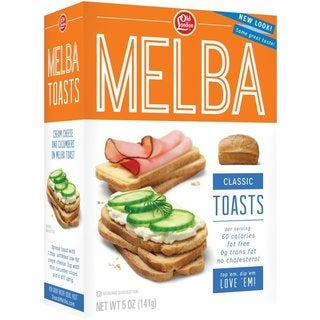Old London Melba Toasts, Classic
