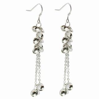 De Buman Sterling Silver Dangle Earrings