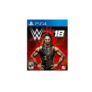 WWE 2K18, PS4
