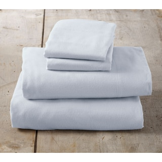 Home Fashion Designs Nordic Collection Extra Soft 100 Cotton Flannel Deep Pocket Sheet Set