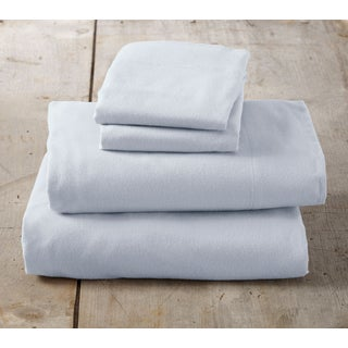 The Gray Barn Pinewood Extra Soft Deep Pocket Flannel Sheet Set