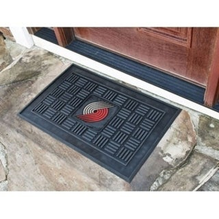 "NBA - Portland Trail Blazers Door Mat 19.5""x31.25"""