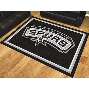 NBA - San Antonio Spurs 8'x10' Rug