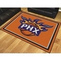 NBA - Phoenix Suns 8'x10' Rug