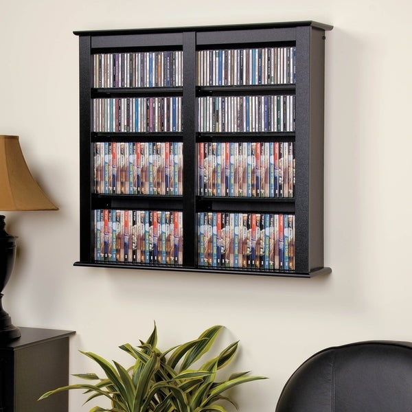 Double Floating Wall Storage Free Shipping Today Overstock 10027826