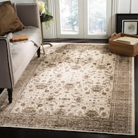 Safavieh Atlas Traditional Oriental Viscose Ivory/ Taupe Area Rug - 8' x 10'