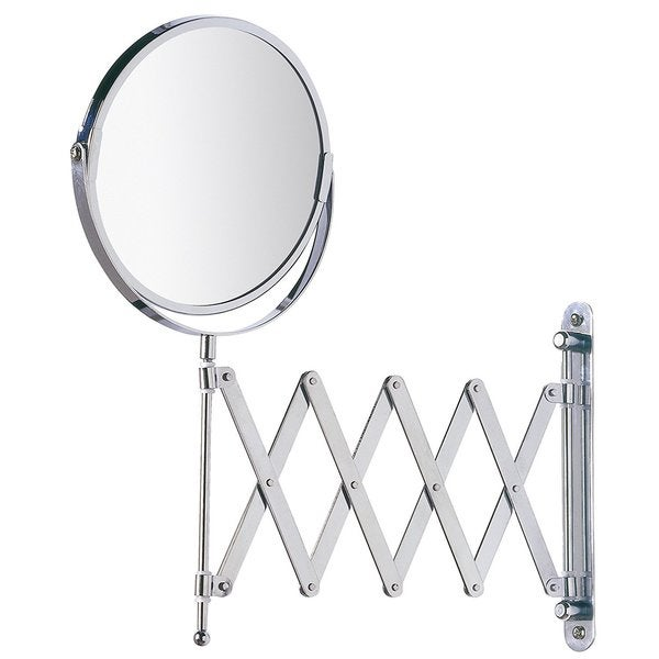 Wenko Cosmetic Wall Mirror with Telescopic Arm Exclusive
