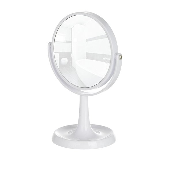 Wenko Rosolina Standing Cosmetic Mirror