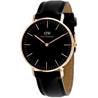 Daniel Wellington Men's DW00100127 Classic Sheffield Watches