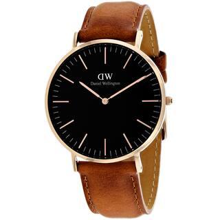 Daniel Wellington Men's DW00100126 Classic Durham Watches|https://ak1.ostkcdn.com/images/products/16534584/P22869729.jpg?impolicy=medium