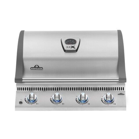 Napoleon LEX 485 Stainless Steel Built-in Propane Gas Grill